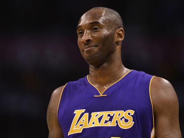 Los Angeles Lakersia koko uransa edustanutta Kobe Bryantia pidetään yhtenä kaikkien aikojen parhaimmista koripalloilijoista.