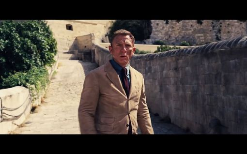 Daniel Craig jakoi nasevan vinkkinsä seuraavalle James Bondille