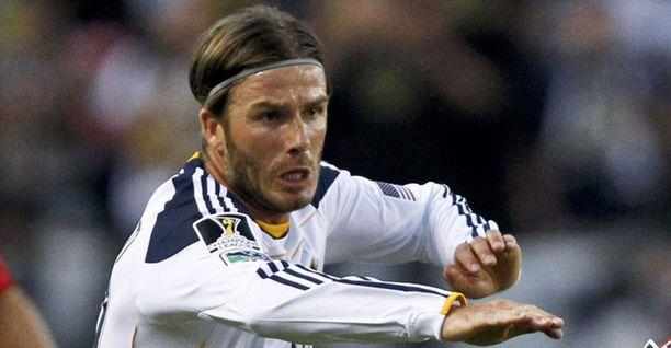David Beckham on avoimesti myöntänyt haluavansa edustaa maataan Lontoon olympialaisissa.