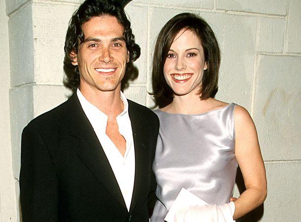 Mary-Louise Parker ja Billy Crudup olivat naimisissa vuodet 1996-2003.