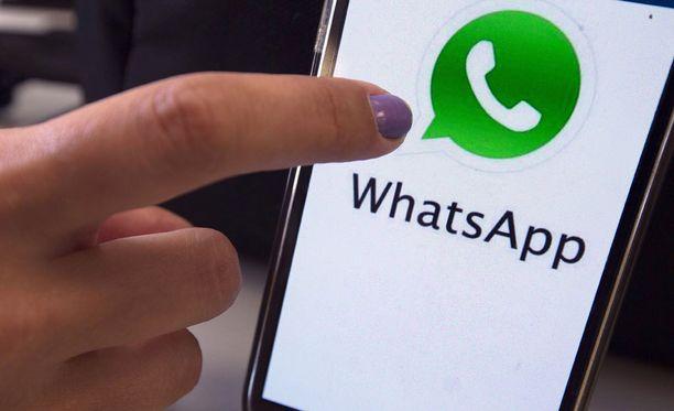 WhatsApp on uudistunut säännöllisesti.