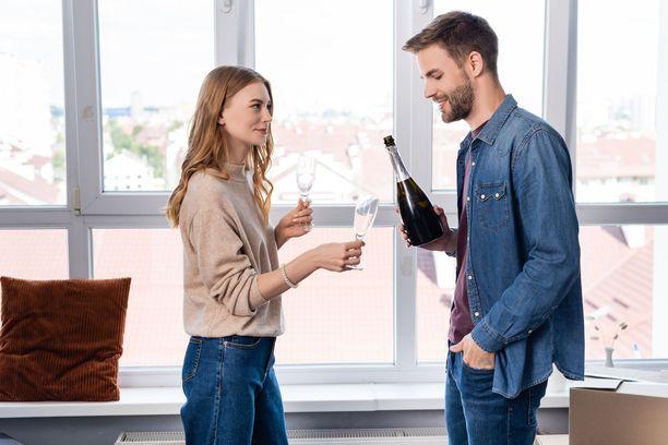 Komissio on halunnut tietää tarkemmin siitä, miten Suomi suhtautuu alkoholin etämyyntiin ja saavatko kuluttajat tilata alkoholia kotiin EU-alueen toimijoilta. Kuvituskuva.
