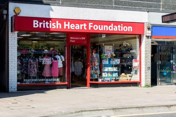 Hyväntekeväisyysjärjestö British Heart Foundation juhlistaa 104-vuotiaan Willetin huimaa saavutusta.