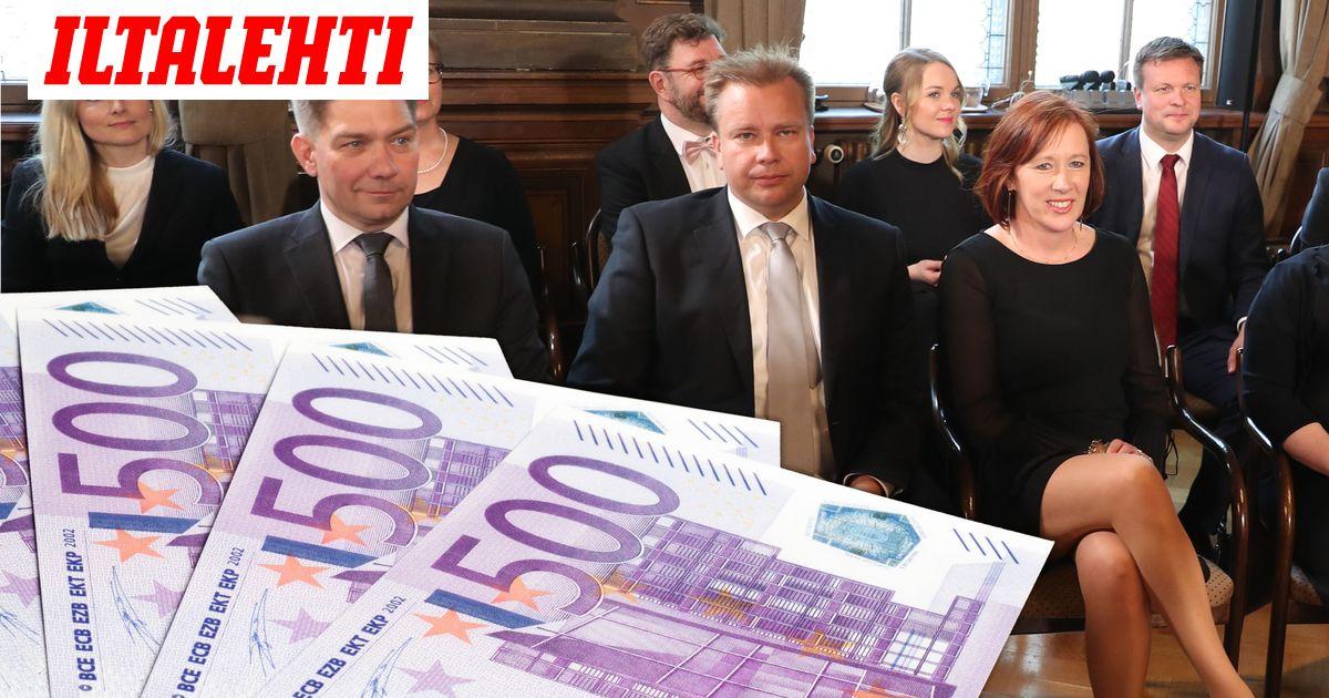 Uudet Ministerit 2021