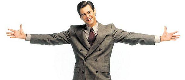 Jim Carrey tähdittää kelpo komediaa.