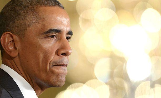 Barack Obaman mukaan Venäjän aggressiivisuus uhkaa koko maailmaa.