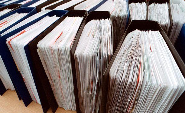 Tietoja on kadonnut tietojärjestelmän vaihtamisen yhteydessä. Arkistokuva ei liity tapaukseen.