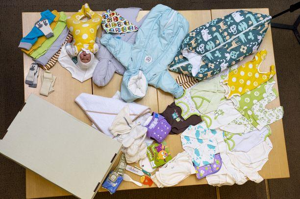 Äitiyspakkaus on puhuttanut usein Suomen ulkopuolella.