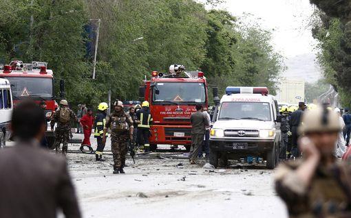 IL-TV:n suora lähetys: Ulkoministeriö kertoo suomalaisnaisen sieppauksesta Kabulissa Afganistanissa
