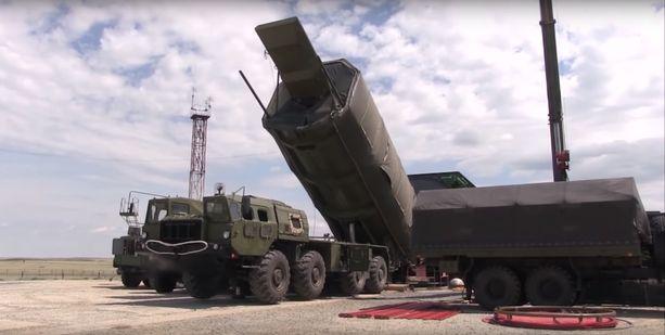 Venäjä on julkaissut Avangard-ohjusjärjestelmästä kuva- ja videomateriaalia heinäkuussa 2018.