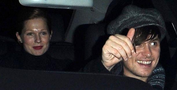 Mark Owenin ja Emma Fergusonin liitto on koetuksella.