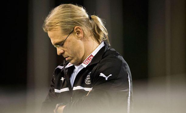 Marko Rajamäen taival TPS-luotsina päättyi, ainakin toistaiseksi.