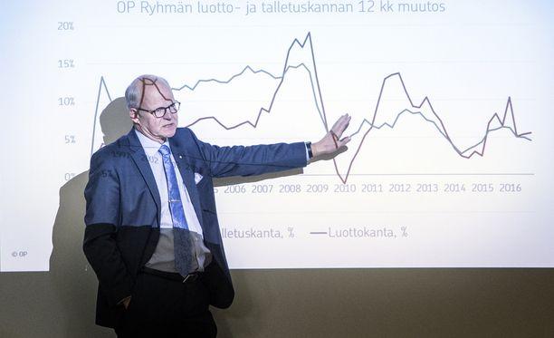 Vuorineuvos Reijo Karhinen on toiminut eri yritysten johto- ja hallitustehtävissä vuodesta 1979 alkaen.