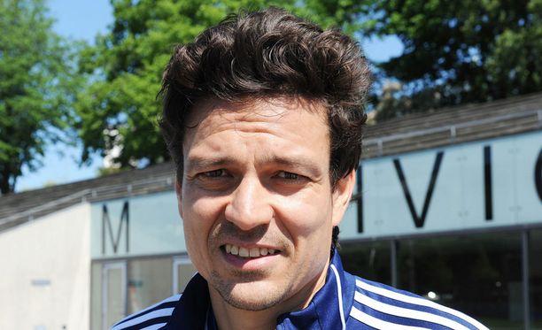 Jari Litmanen on arvostettu jalkapalloilija.