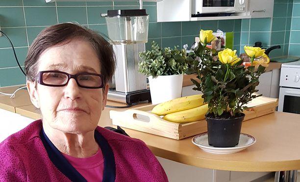 Aivoinfarkti yllätti terveellisiä elämäntapoja noudattaneen Reija Ahon.