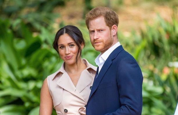 Prinssi Harryn ja herttuatar Meghanin tytär syntyi kesäkuussa.