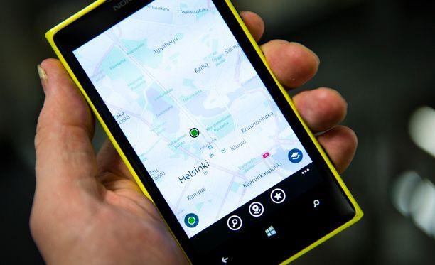 Nokia Here on maailman johtavia navigointi-, kartta ja sijaintipalvelutietojen tarjoajia.