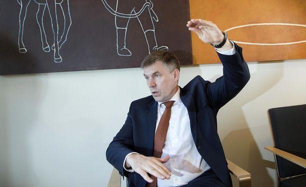Juha Marttila sanoo, että S-ryhmä sanelee hinnat, minkä tuottaja lopulta maksaa.