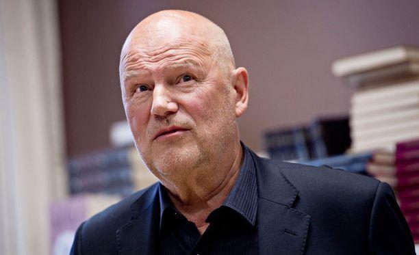 Juha Rantasila pelasi Matti Hagmanin kanssa samassa kentällisessä HIFK:ssa.