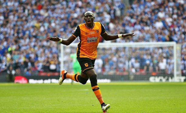 Mohamed Diamé on Hullin sankari.