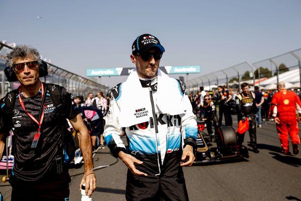 Robert Kubica palasi formula ykkösiin - joskaan ei kovin menestyksekkäästi.