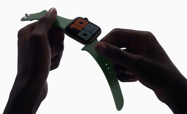 Apple Watch 5 saapui kauppoihin viime vuonna.