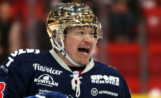 Suomessa Petteri Nummelinin viimeiseksi seuraksi jäi TuTo, jota hän edusti kaudella 2016-2017.