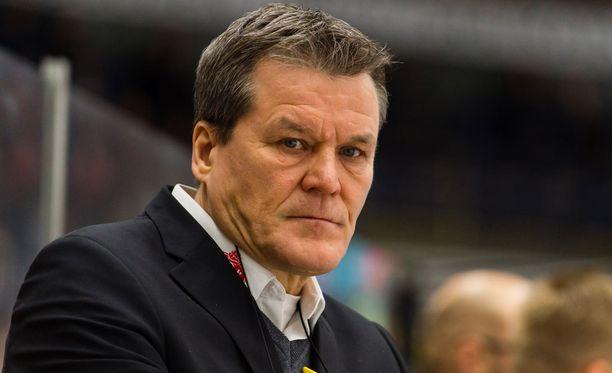 Kai Suikkanen luonnehti SM-liigakiekkoa äärettömän tarkaksi.
