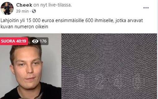 Varoitus: Cheekin nimissä 15 000 euron huijaus – aikaa reagoida vain viisi minuuttia