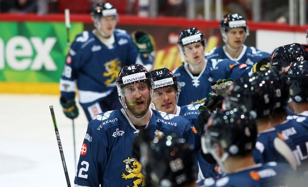 Suomi hävisi Valko-Venäjälle.
