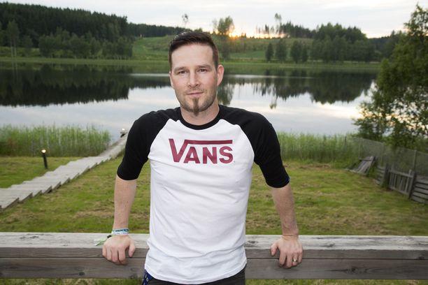 Darude on asunut viime vuodet Suomessa Yhdysvalloissa vietettyjen seitsemän vuoden jälkeen.