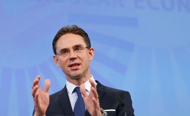 Suomen EU-komissaari Jyrki Kataista haastateltiin Politico-verkkolehteen.