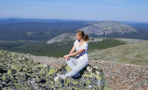 Suomen suosituin kansallispuisto löytyy Lapista.