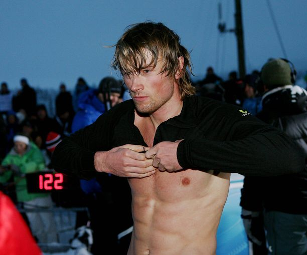 Petter Northug kuvattuna vuonna 2009. Hän on voittanut urallaan 13 MM-kultaa ja kaksi olympiakultaa.