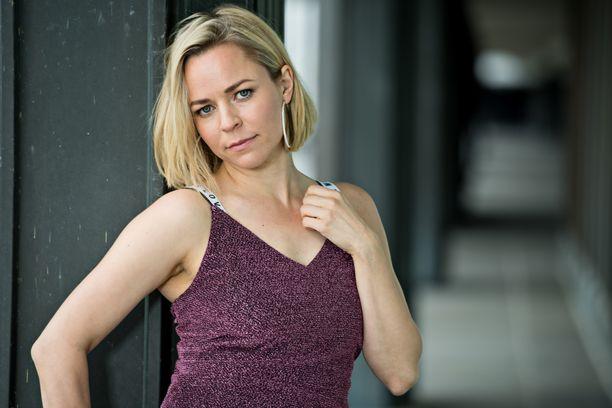 Paula Vesala palasi Suomeen.