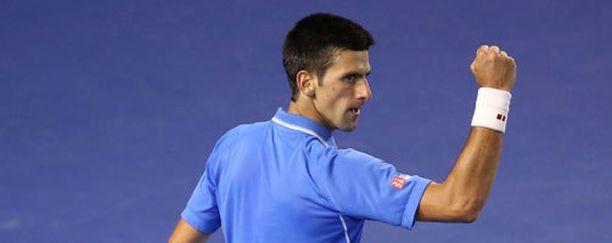 Australian avoimet päättyivät Novak Djokovicin juhliin.