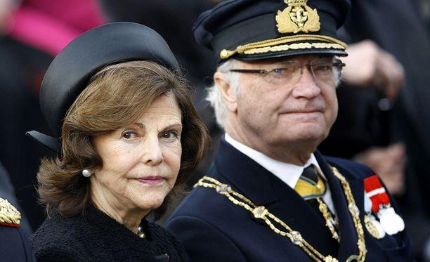 Silvia ja Kaarle Kustaa matkustavat kuun lopussa olympialaisiin Etelä-Koreaan.