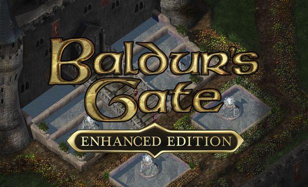 Baldur's Gaten alkuperäinen versio julkaistiin yli 20 vuotta sitten.