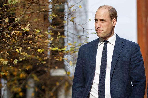 Prinssi William vierailee Suomessa ensimmäistä kertaa. Vierailu päättyy huomenna torstaina.