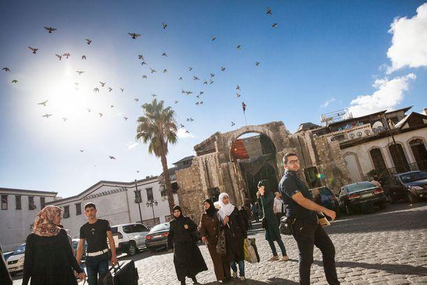 Syyrian Damaskos on EIU:n vertailun mukaan tällä hetkellä halvin suurkaupunki.