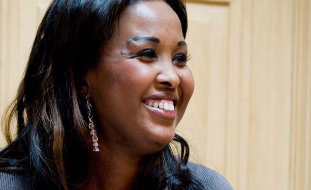Saido Mohamed valittiin vuoden pakolaisnaiseksi vuonna 2011.