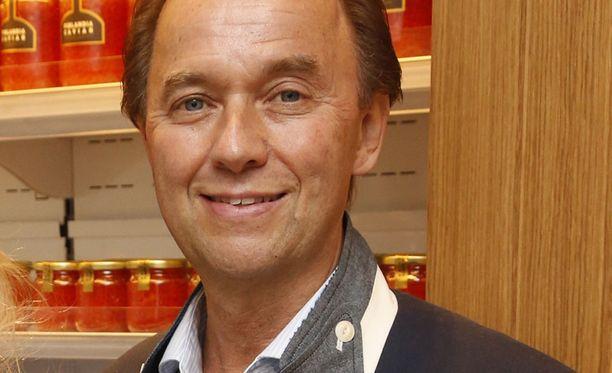 Sverker Littorin katsoo, että Kiiski toimii hänen ja muiden osakkaiden selän takana.