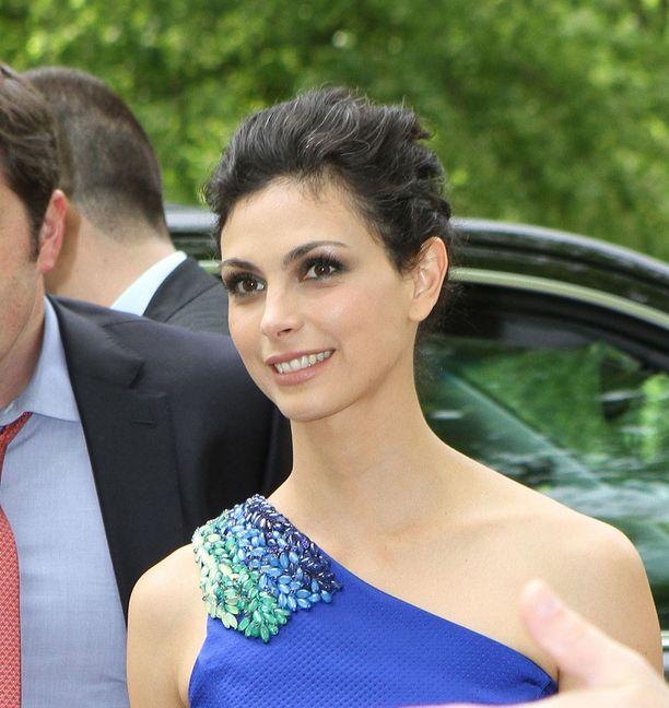 Onko näyttelijä Morena Baccarin Ben McKenzien tyttöystävä?