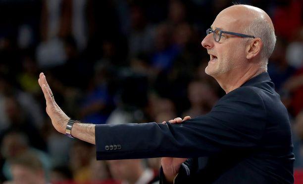 Henrik Dettmannin mukaan Suomi ei päässyt mukaan peliin.