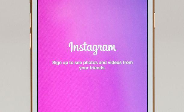 Instagramin Lite versio toimii hitaammalla netilläkin. Kuvituskuva.