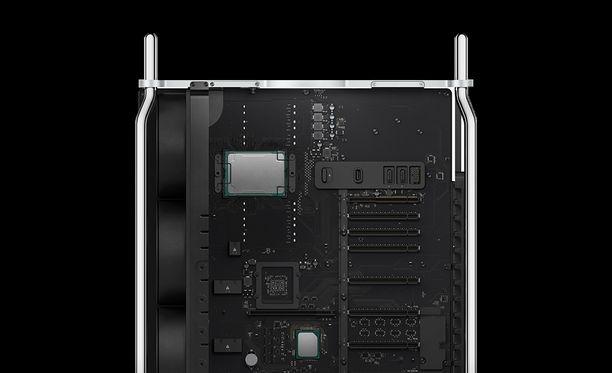 Apple on tuonut Mac Pron tilattavaksi verkkokauppaansa.
