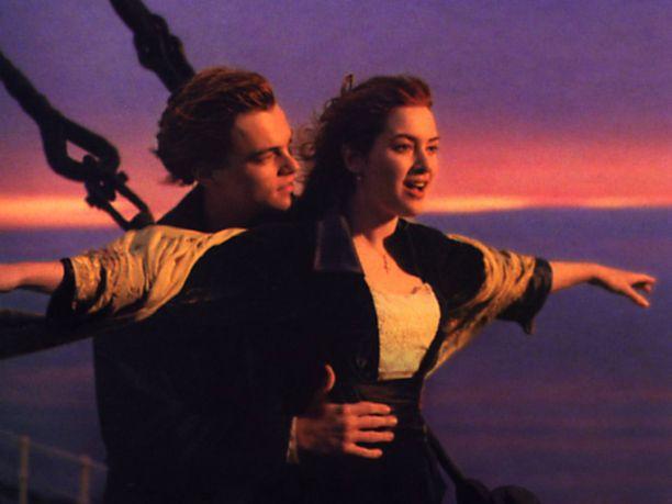 Titanic on ainoa ennen 2000-lukua julkaistu elokuva, joka pääsee 30 eniten tuottaneimman elokuvan joukkoon.