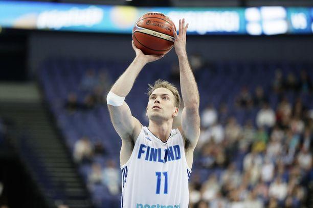 Petteri Koponen on palannut maajoukkueen vahvuuteen.