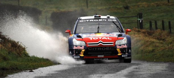 Senabtien Loeb hallitsi kauden 2009 avauistakin ylivoimaisesti.