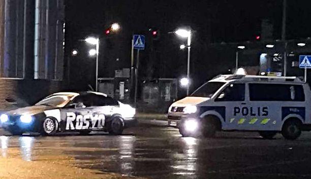 Siviilipoliisi Autot